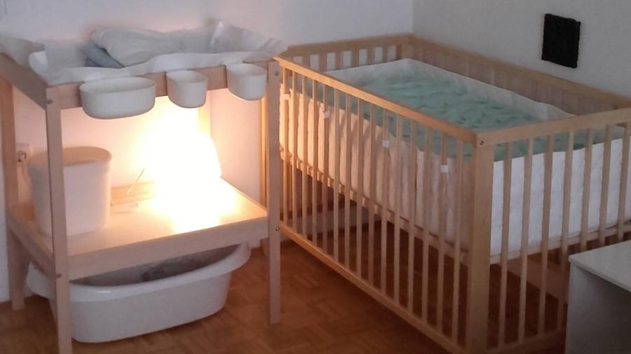 otroška posteljica