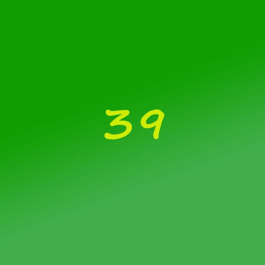 39. teden