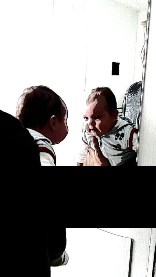 Pogovor z novorojenčkom