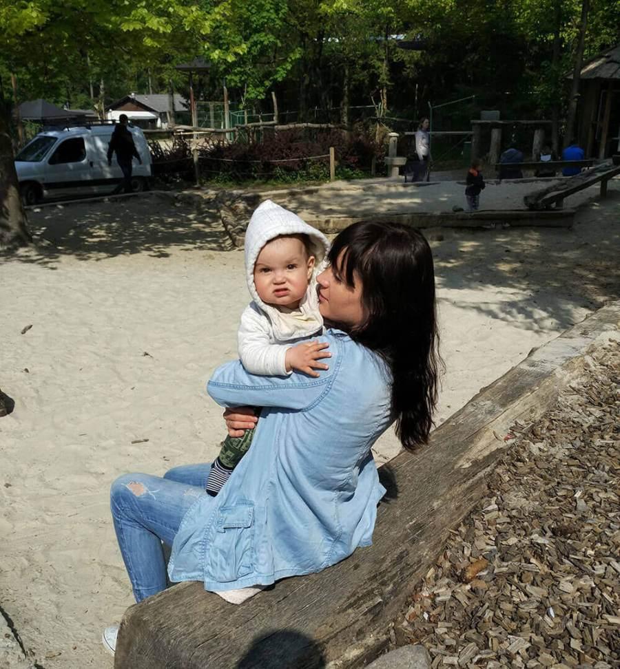 Oskar v živalskem vrtu