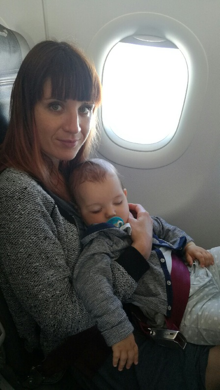 Oskar na letalu