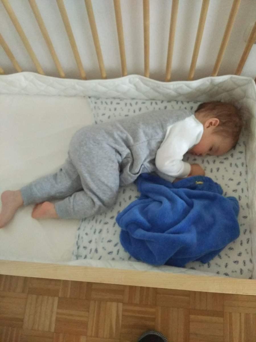 Kako uspavati malčka?