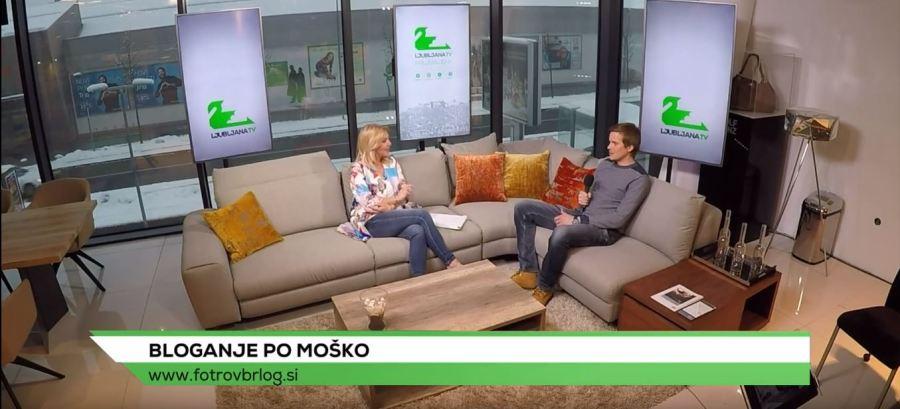 Fotrov Brlog na Ljubljana TV