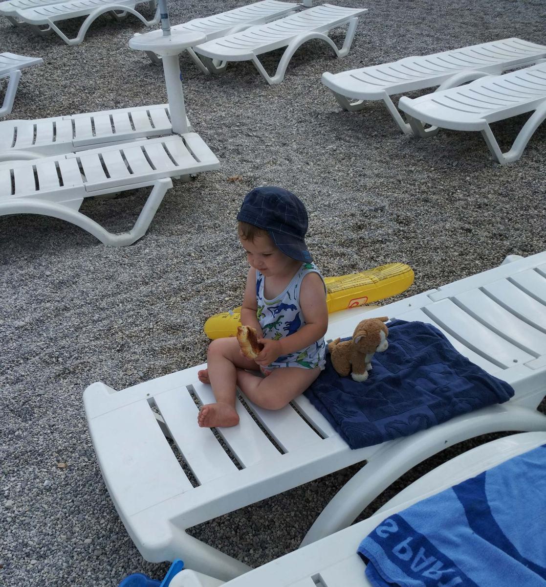 30-dnevni oddih na morju z malčkom