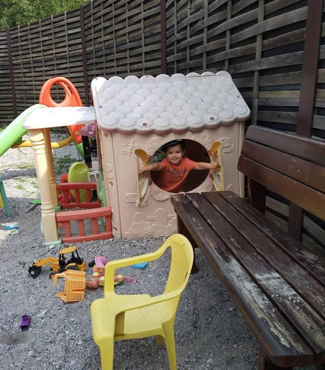 Otroško igrišče Faaker See